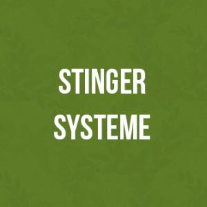 Stinger / Systeme